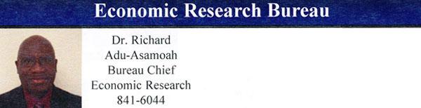 Untruthful Bureau Chief, Richard Adu-Asamoah