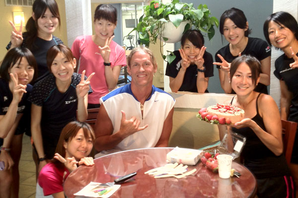 Team Edion: Professional Athletes from Japan